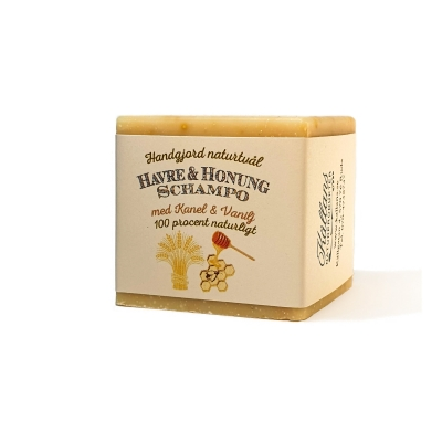 12p Havre & Honungsschampo - 100% Naturligt