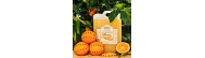 SLUTSÅLD - 2p Linoljesåpa Apelsin & Nejlika 5 liter