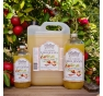 Linoljesåpa Äpple & Kanel - 0,5- 1 & 5 liter