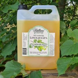 2p Linoljesåpa Sommarlind 5 liter