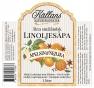 12 x Linoljesåpa Apelsin & Nejlika 1 liter